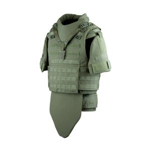 Special Tactical Vest With Hard Armor Plate
