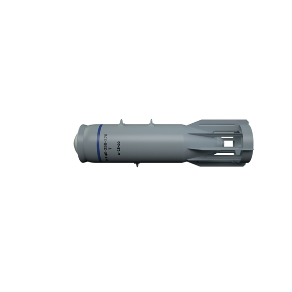 OFAB 250-270 M03 Pre-Fragmented High Explosive Bomb (PFHE)